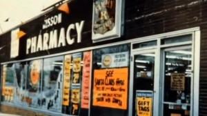 """Die """"Nissan Pharmacy"""", vor der Robert Piest verschwand"""