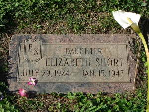 Elizabeth Short - Grabstein