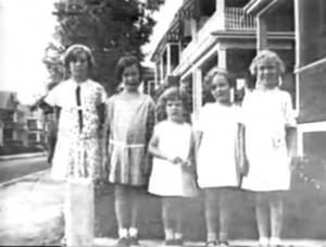 Elizabeth Short - Kindheit