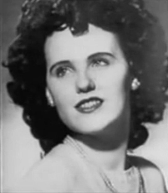 Elizabeth Short - Frances Campbell