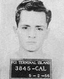 Charles Manson 1956