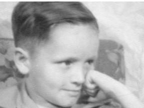 Charles Manson als Junge