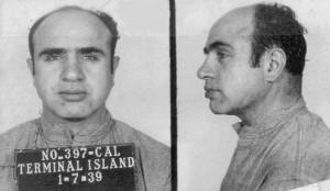 Al Capone 1939