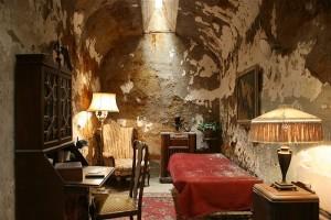 Al Capone - Gefängnis