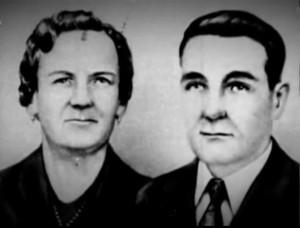 Elsa und Fritz Honka, die Eltern