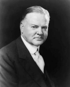 Al Capone - Herbert Hoover