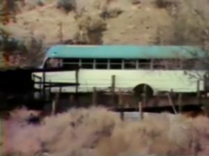 Manson Family - Bus
