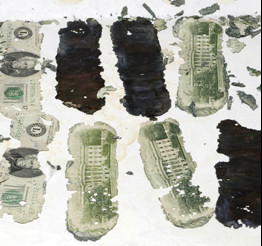 D.B. Cooper - Geld