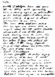 Zodiac Killer - Brief 7.8.1969