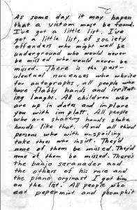 Brief vom 26. Juli 1970, Seite 3