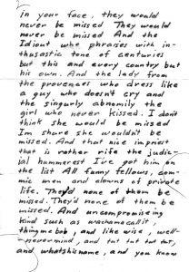 Brief vom 26. Juli 1970, Seite 4