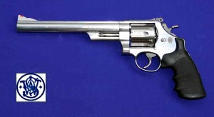 Charles Albright, Texas Eyeball Killer, Smith & Wesson Colt .44 Magnum