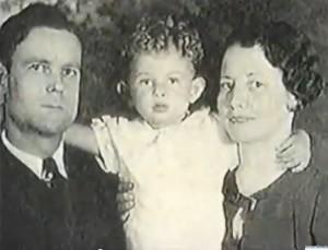 Charles Albright Kindheit
