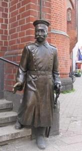 Der Hauptmann von Köpenick - Wilhelm Voigt - Denkmal