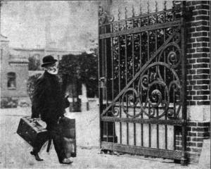 Der Hauptmann von Köpenick - Wilhelm Voigt - Strafanstalt Tegel