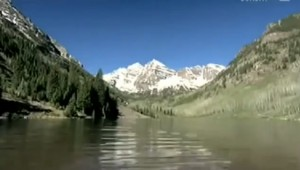 Berge rund um Aspen, Colorado