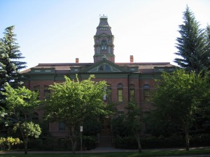 Ted Bundy - Pitkin County Courthouse in Aspen