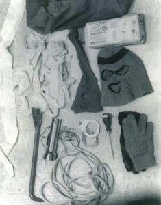 Ted Bundy Mordwerkzeuge