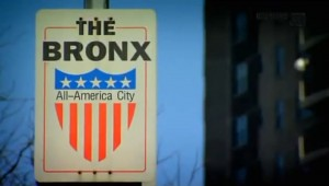 Bronx Schild