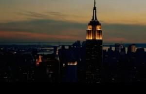 New York Dämmerung