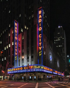 George Metesky - Radio City Music Hall - Panorama