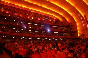 George Metesky - Radio City Music Hall