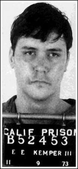 Edmund Kemper, Robert Ressler, John Douglas und das FBI