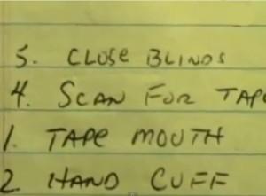 Billionaire Boys Club - Joe Hunt - To-do-Liste