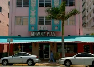 Andrew Cunanan - Hotel Normandy Plaza