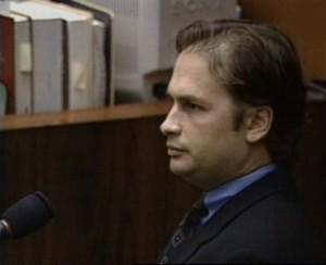 Storfer bei seiner Aussage vor Gericht am 6. März 1995